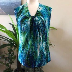 Gorgeous Jones New York blouse Medium/Large